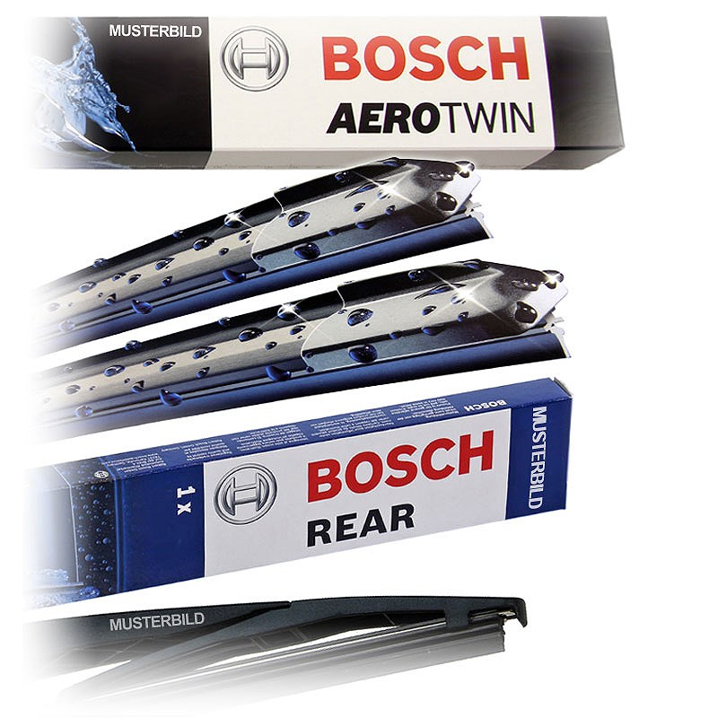 Bosch Heckscheibenwischer SKODA Octavia Combi 1U5 Hinten 450mm Z361