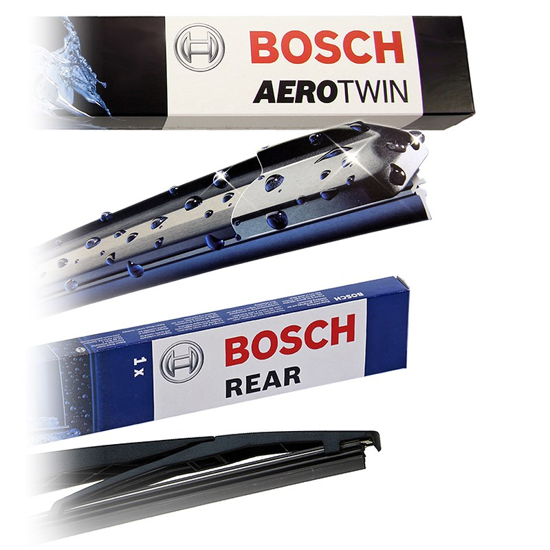 heckwischer hectáreas citroen c1 1 a partir del año de fabricación 05 Bosch AEROTWIN retrofit limpiaparabrisas vo