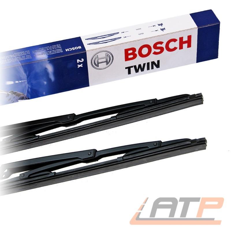 Original Bosch Twin Scheibenwischer Ford Focus Bj 98 04 Ebay