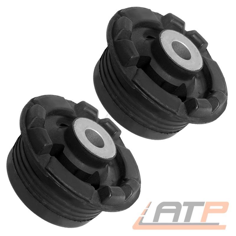 2x hinterachslager gummilager tonnenlager hinten opel omega b | ebay