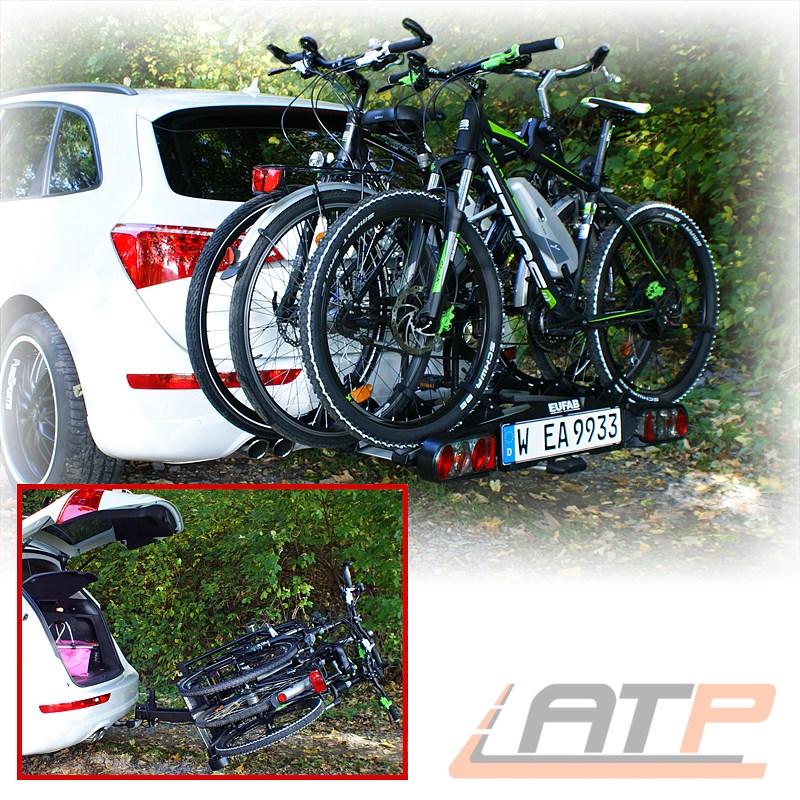 eufab fahrradtr ger hecktr ger premium iii. Black Bedroom Furniture Sets. Home Design Ideas