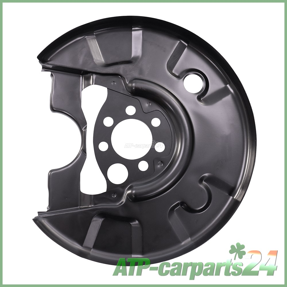 Details about 1x COVER PLATE FOR BRAKE REAR LEFT VW POLO CLASSIC 6K 95-02 VENTO 1H 91-98