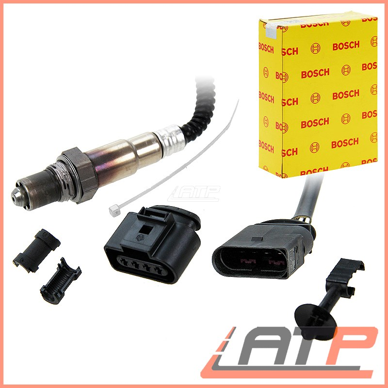 VW PASSAT 3B Lambda Sensor Post Cat 1.8 2.0 96 to 05 Oxygen Bosch 06A906262AG