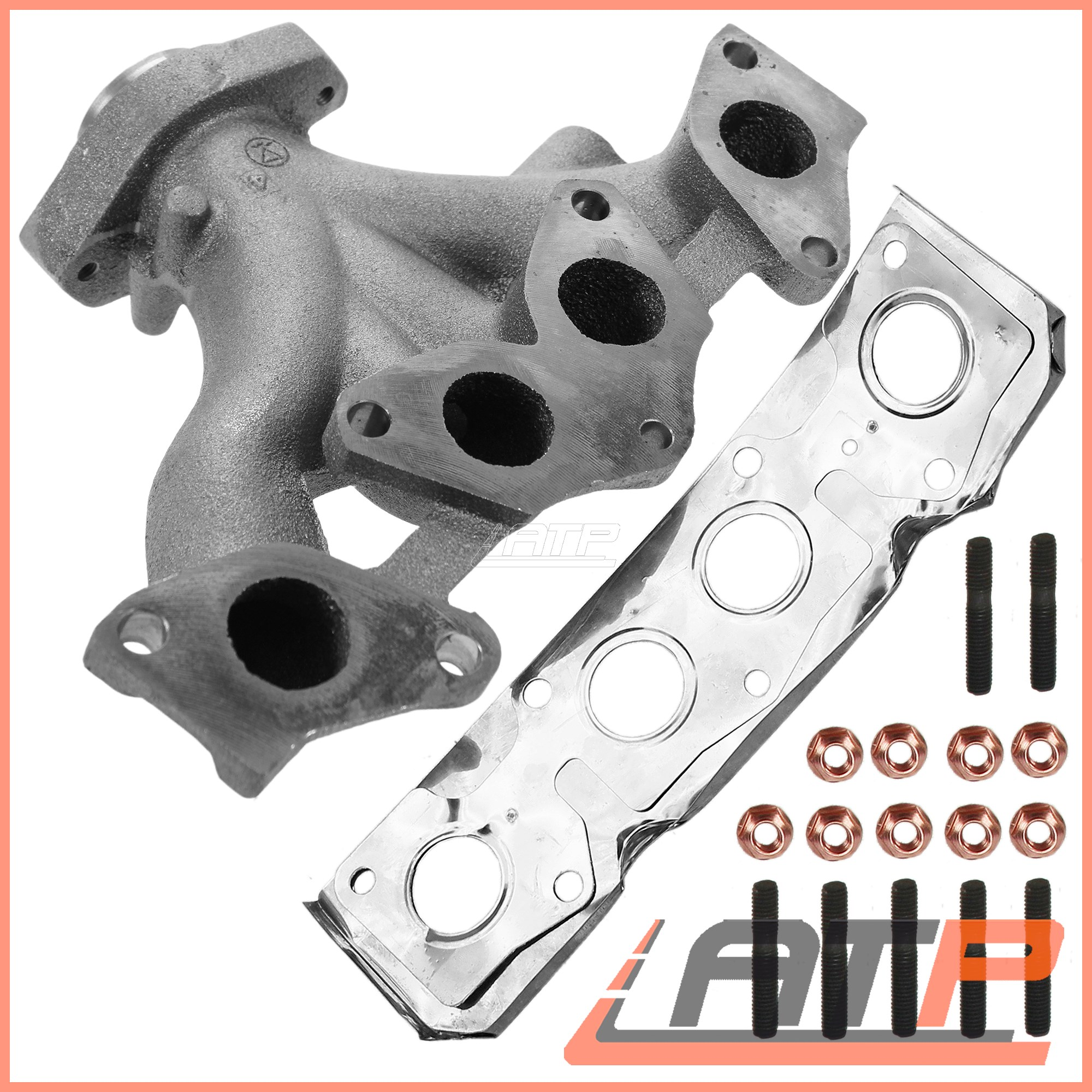 EXHAUST-MANIFOLD-WITH-STAY-BOLTS-NUTS-GASKET-SEAL-32668823
