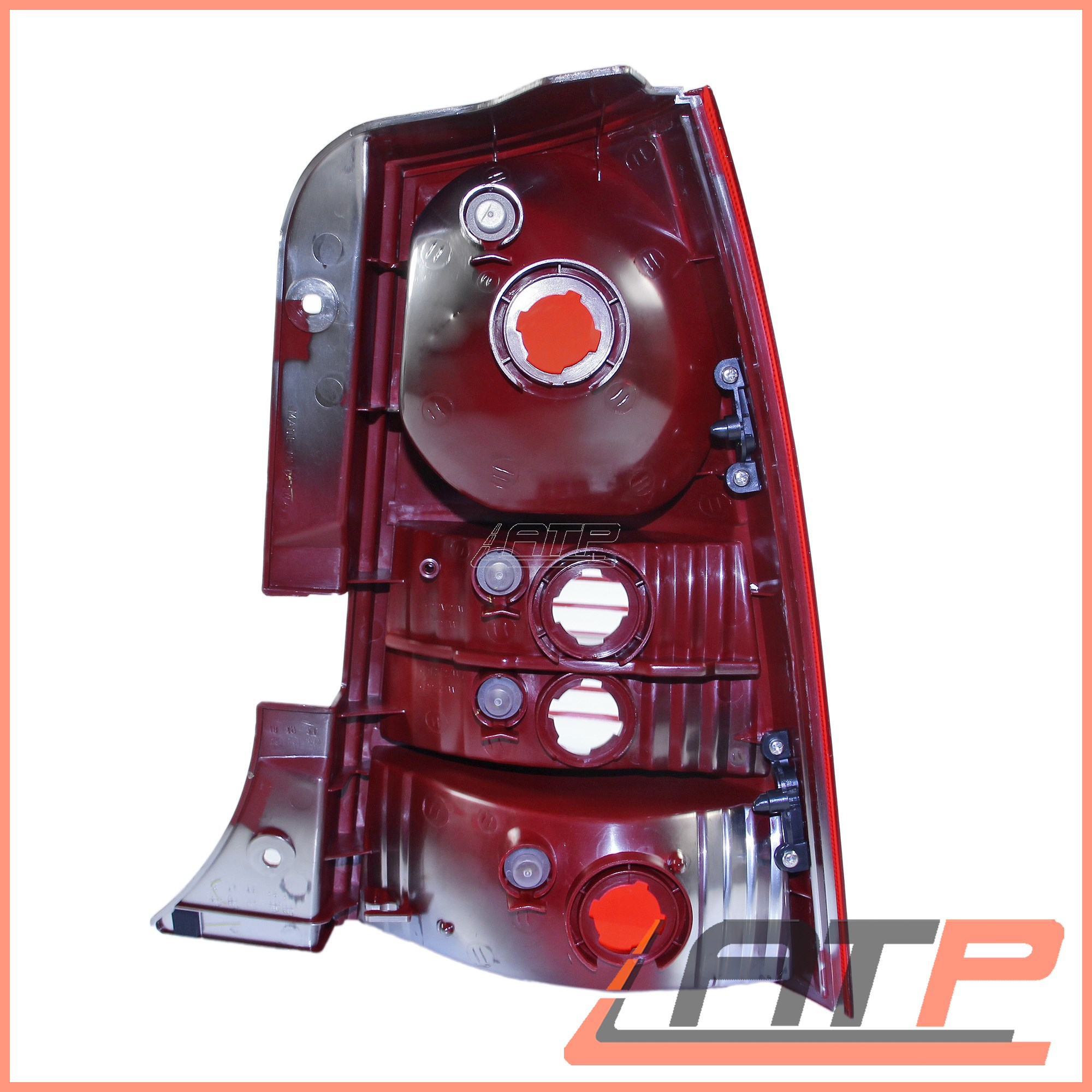 REAR TAIL LAMP LIGHT RIGHT FITS KIA PICANTO 1.0 1.1 04-07