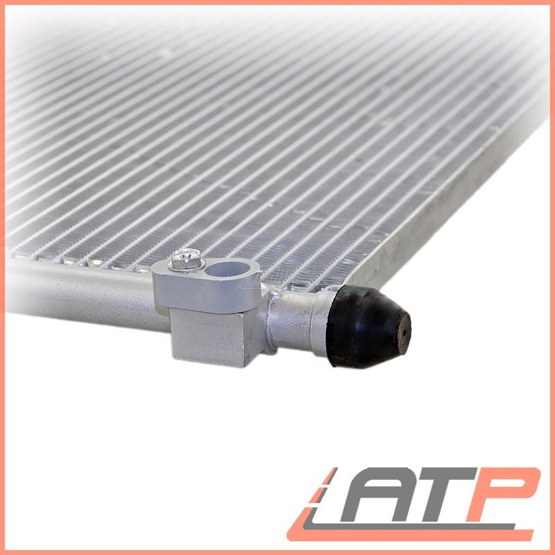 AC CONDENSER RADIATOR 610X360X16 MM HONDA CIVIC MK 7 EU EP EV 01-05 1.4-2.0