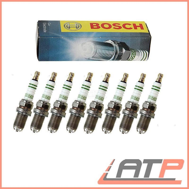 4 pezzi Candela di accensione Bosch FR78X 0242232502