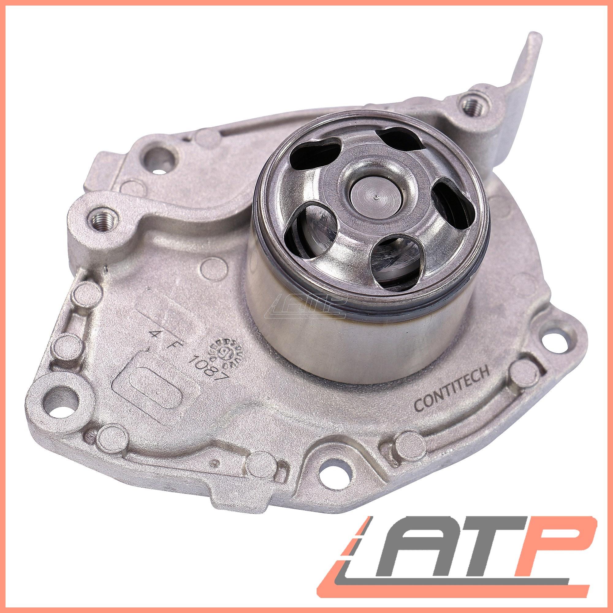 CONTITECH TIMING CAM Belt Kit + Water Pump Volvo S40 Mk 1 00-03 V40 1 9