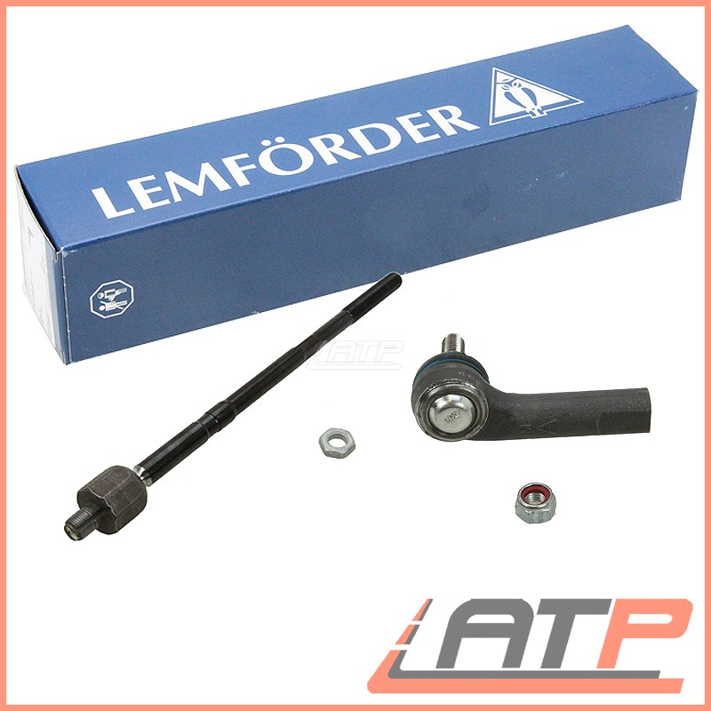 LEMFÖRDER 10683614 TIE ROD END AXLE JOINT TRACK RACK STREERING BALL ASSEMBLY