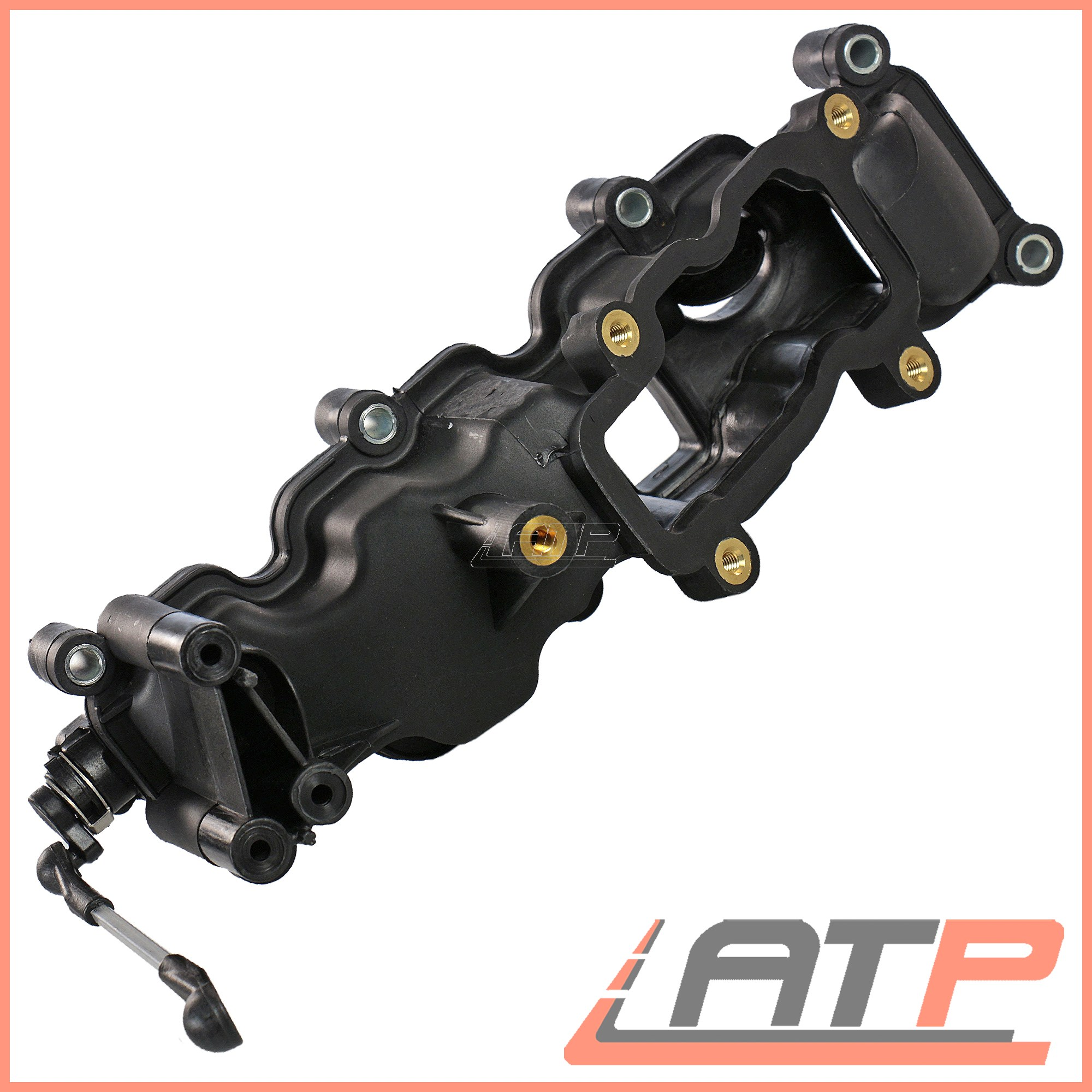 INLET INTAKE MANIFOLD LEFT ONLY FOR 2.7 AND 3.0 TDI ENGINES 31902717