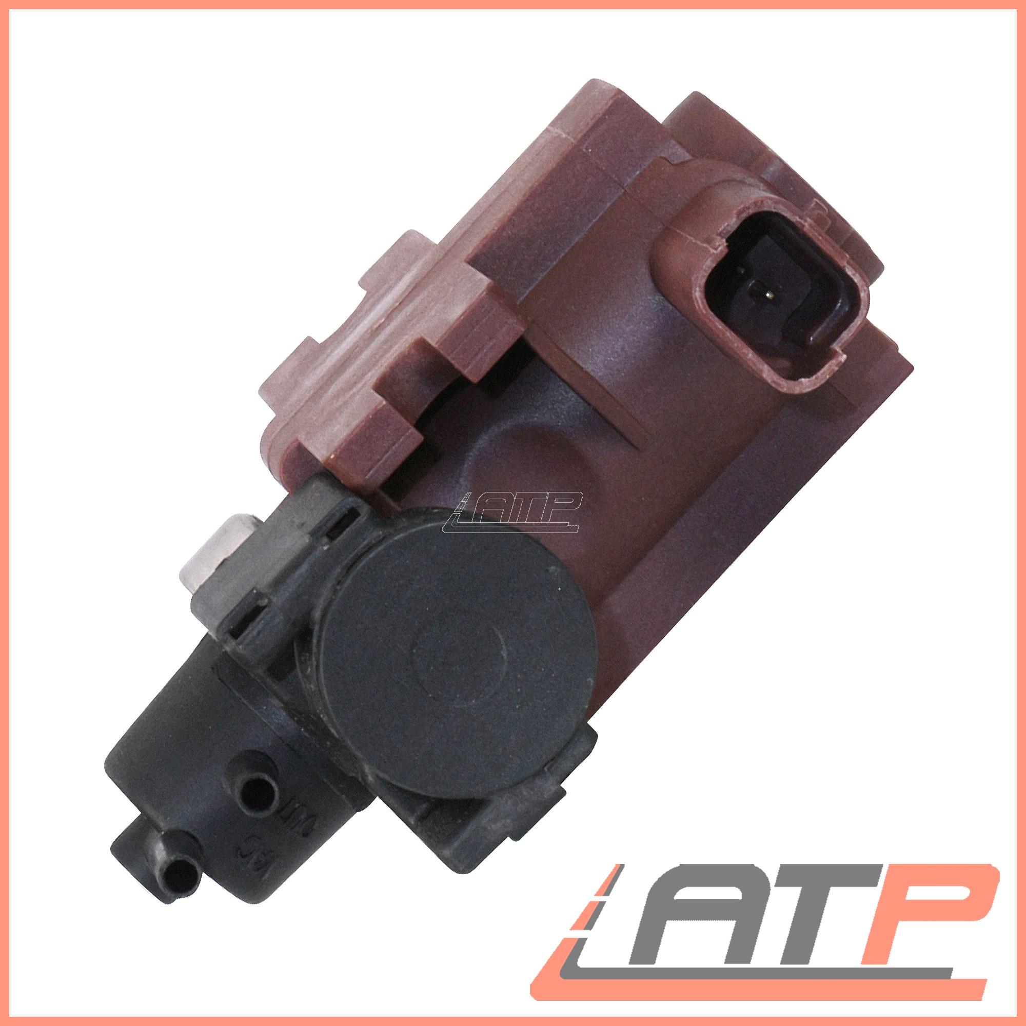 1X PRESSURE CONVERTER VOLVO S40 MK 2 04-10 S80 2 08 V70 3 07-15 C30 V50 2.0 D