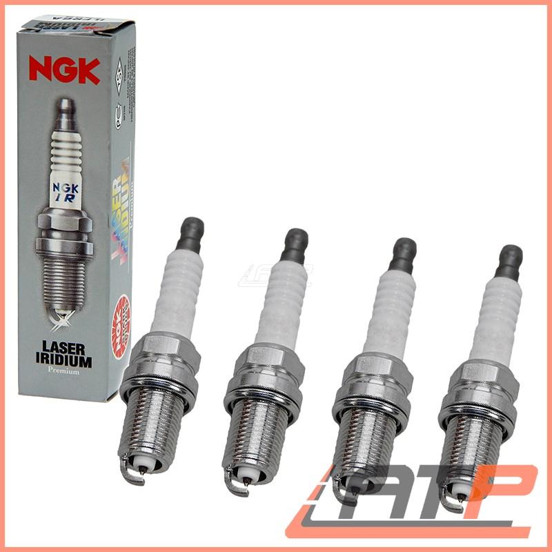 C5 1.8 2.0 Estate Avant 97-05 Spark Plugs x 4 Bosch Super 4 Fits Audi A6 4B