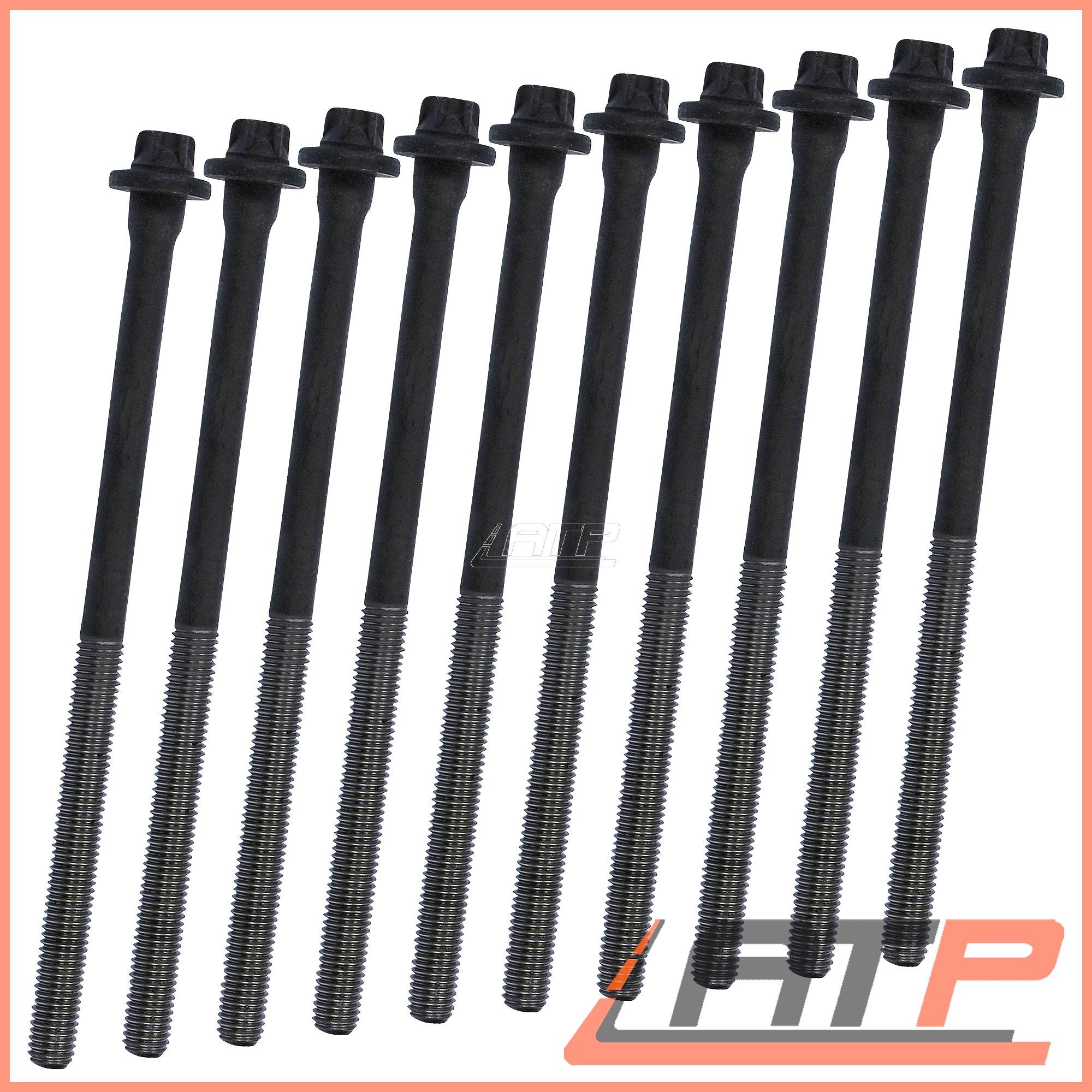 1X-Elring-Junta-De-Culata-kit-de-perno-Peugeot-206-SW-98-1-1 miniatura 4