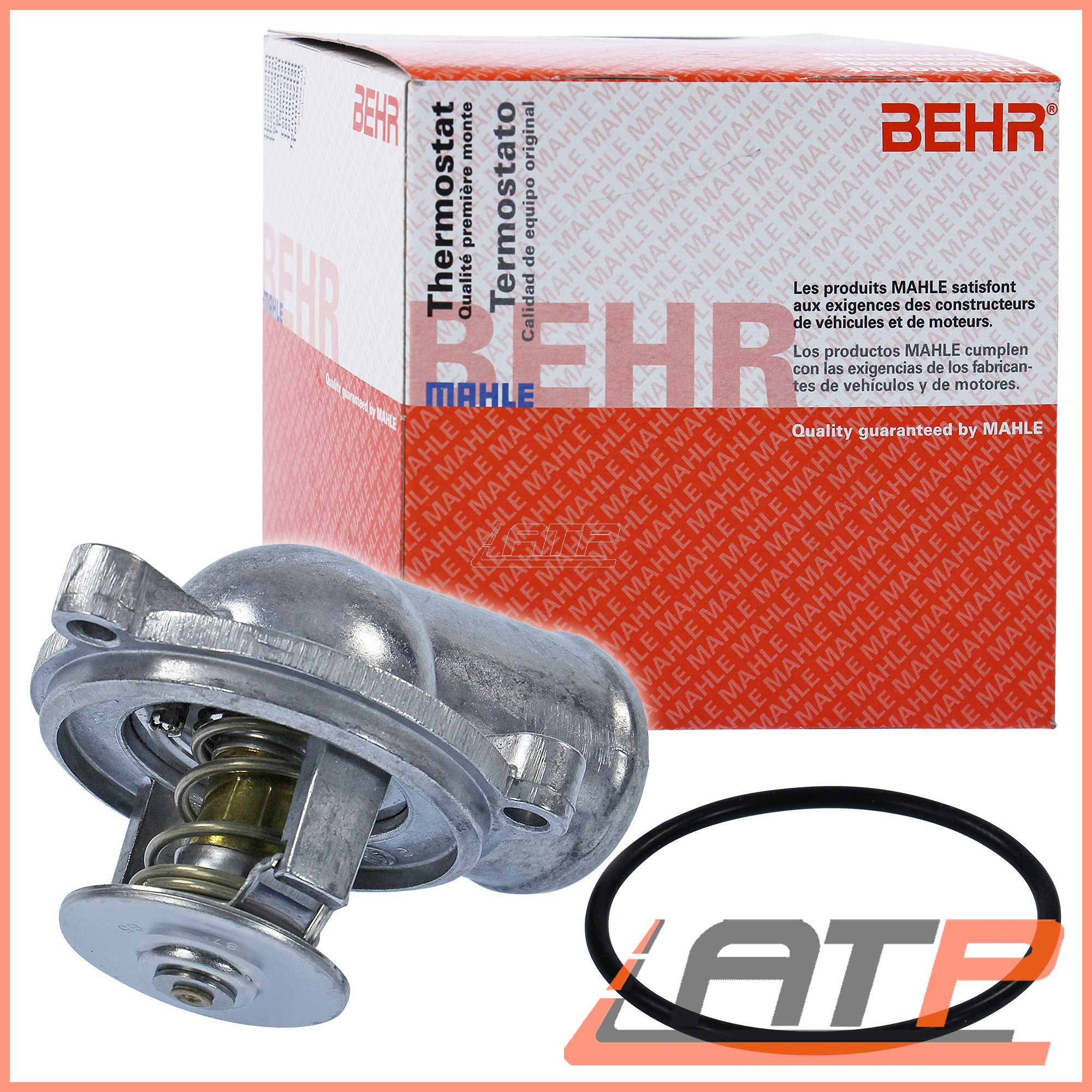 BEHR/MAHLE THERMOSTAT DAEWOO MUSSO 2 3 | eBay