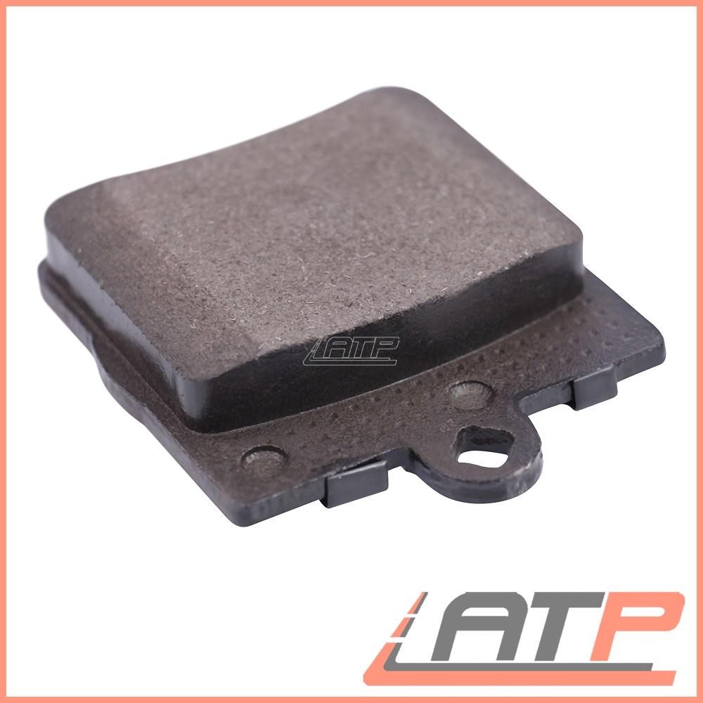 C209 1.8 Brake Pads Set Rear 02 to 10 B/&B 0034202820 New MERCEDES CLK200 A209