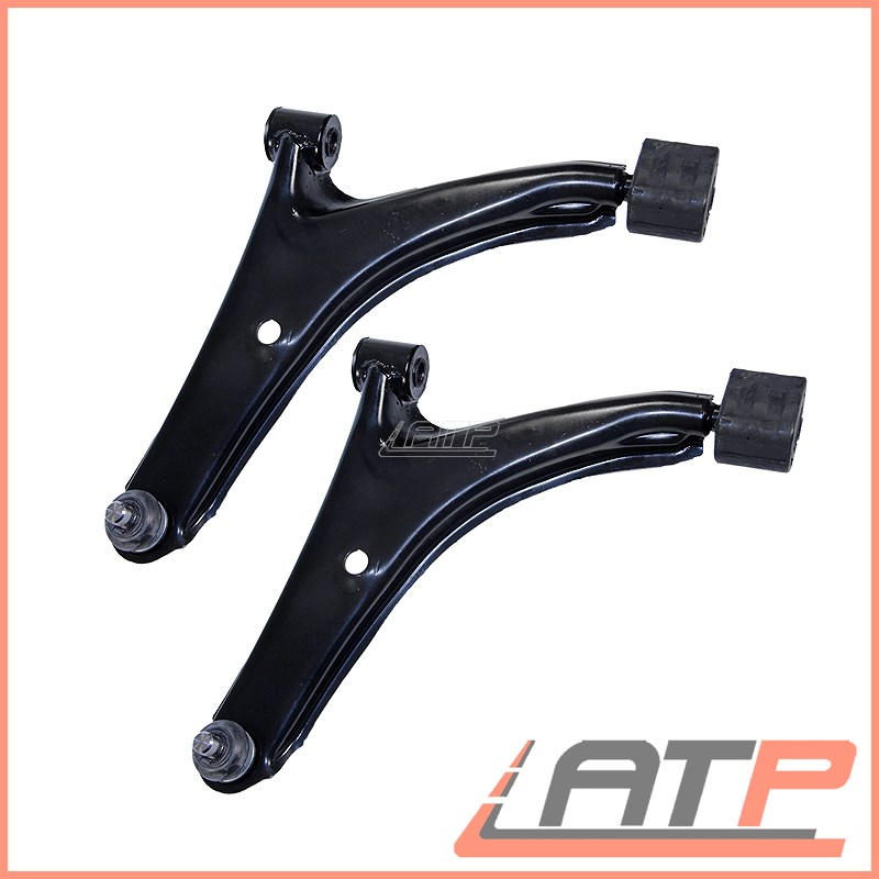 FOR SUBARU JUSTY MK2 95-03 FRONT PAIR STABILISER ANTI ROLL BAR DROP LINK x 2