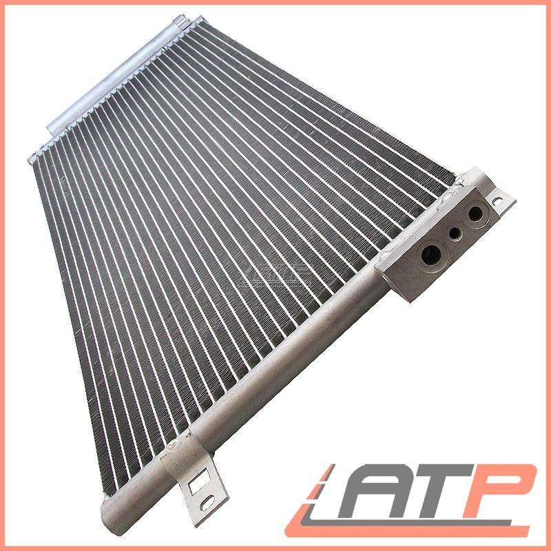 AC CONDENSER RADIATOR 622X312X16 MM OPEL VAUXHALL CORSA D MK 4 06-14