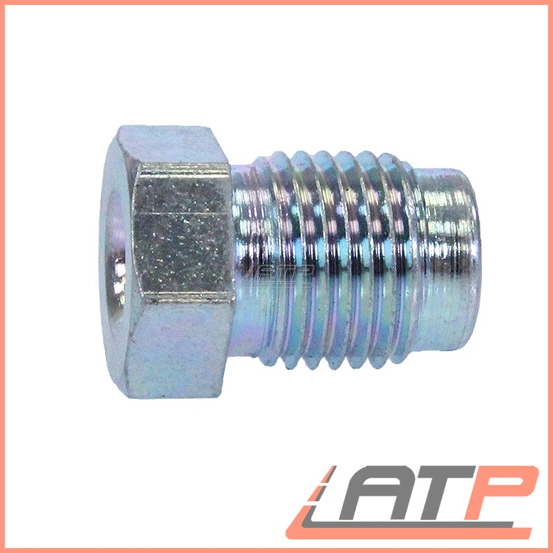 Screw Connection Type A Flange F M10 x 1 for Brake Line 4.75 mm