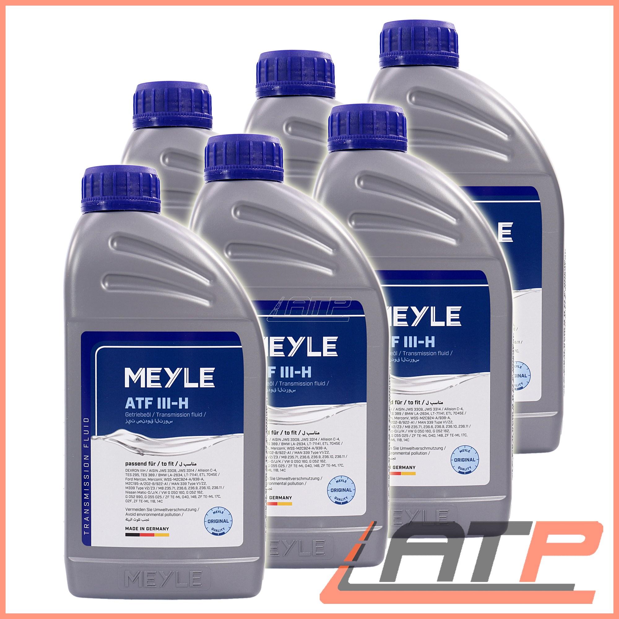 1X MEYLE OIL CHANGE KIT AUTOMATIC TRANSMISSION BMW X5 E53