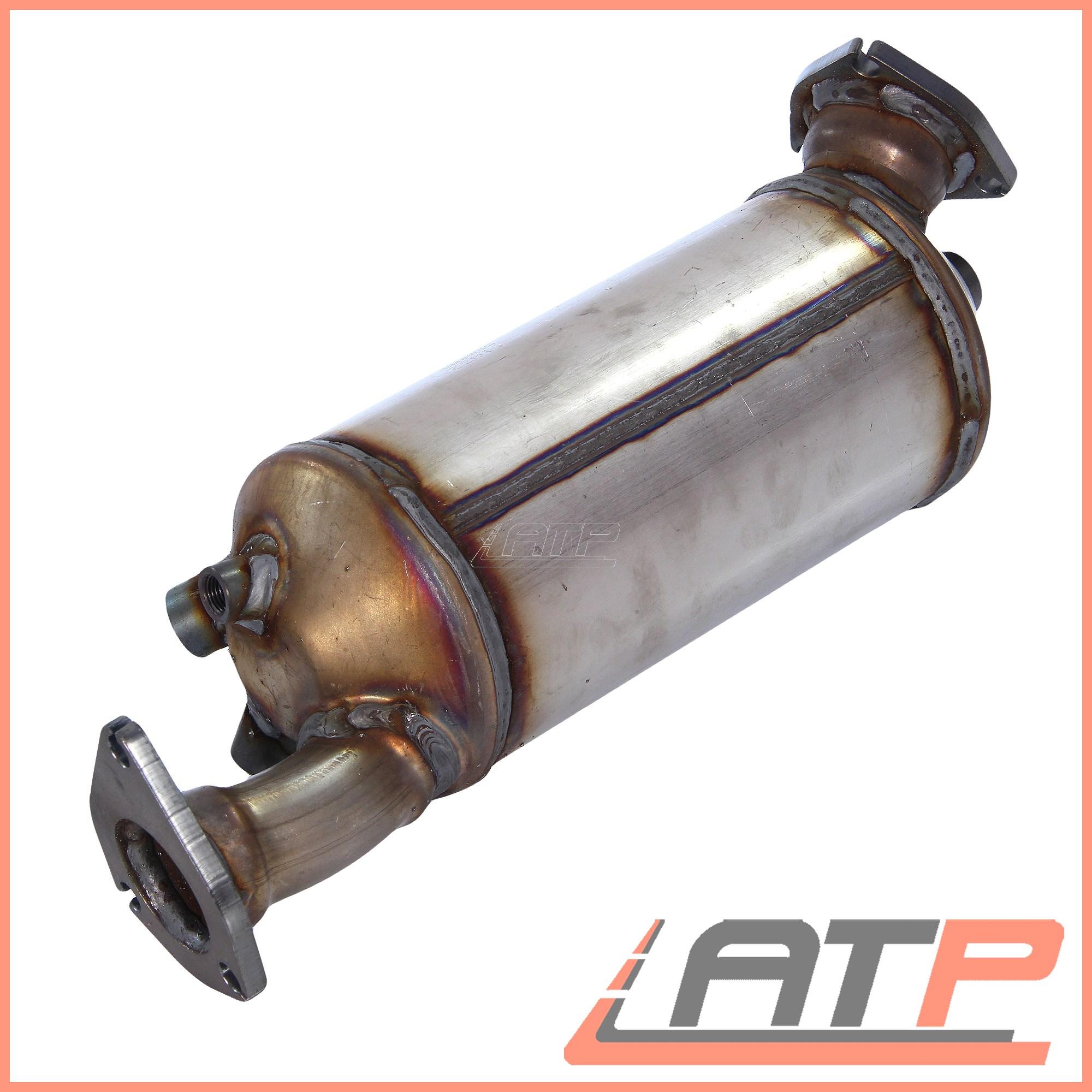 Diesel Particulate Filter Dpf Audi A4 B7 8e 19 20 A6 4f C6 20 04