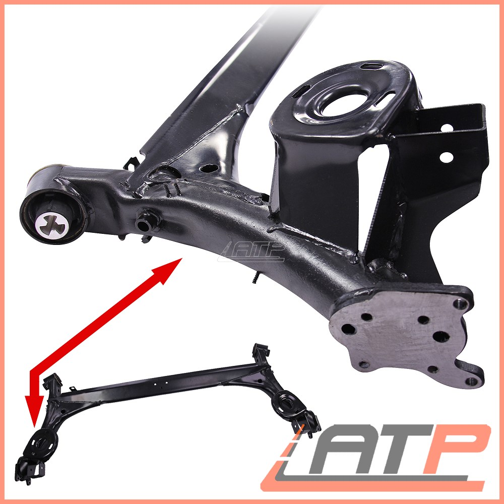 VW BEETLE 1Y Axle Beam Mount Rear Left or Right 98 to 10 Suspension 1J0501541D