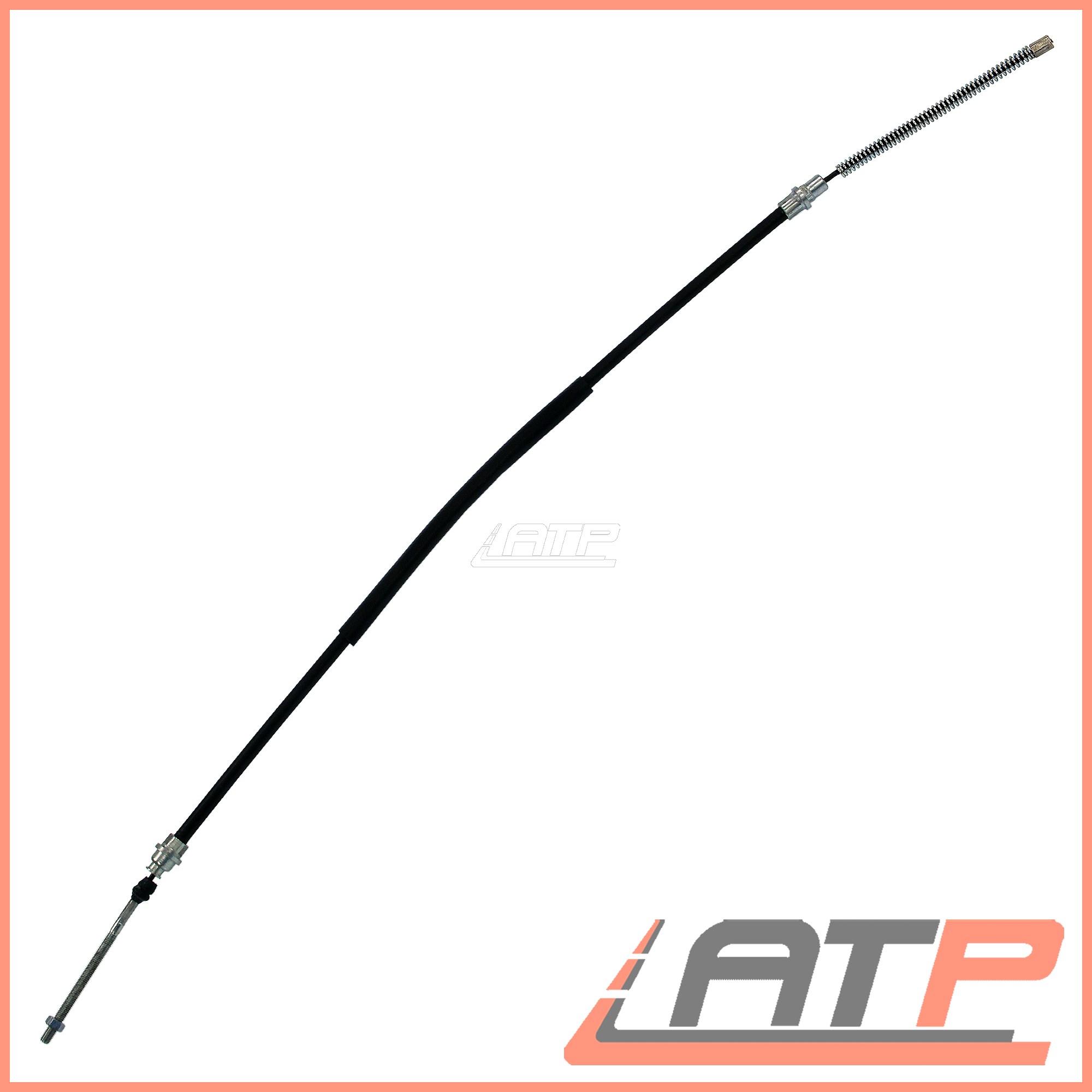 1X HANDBRAKE CABLE PARKING BRAKE LINE LEFT REAR FOR DRUM BRAKE 32661299