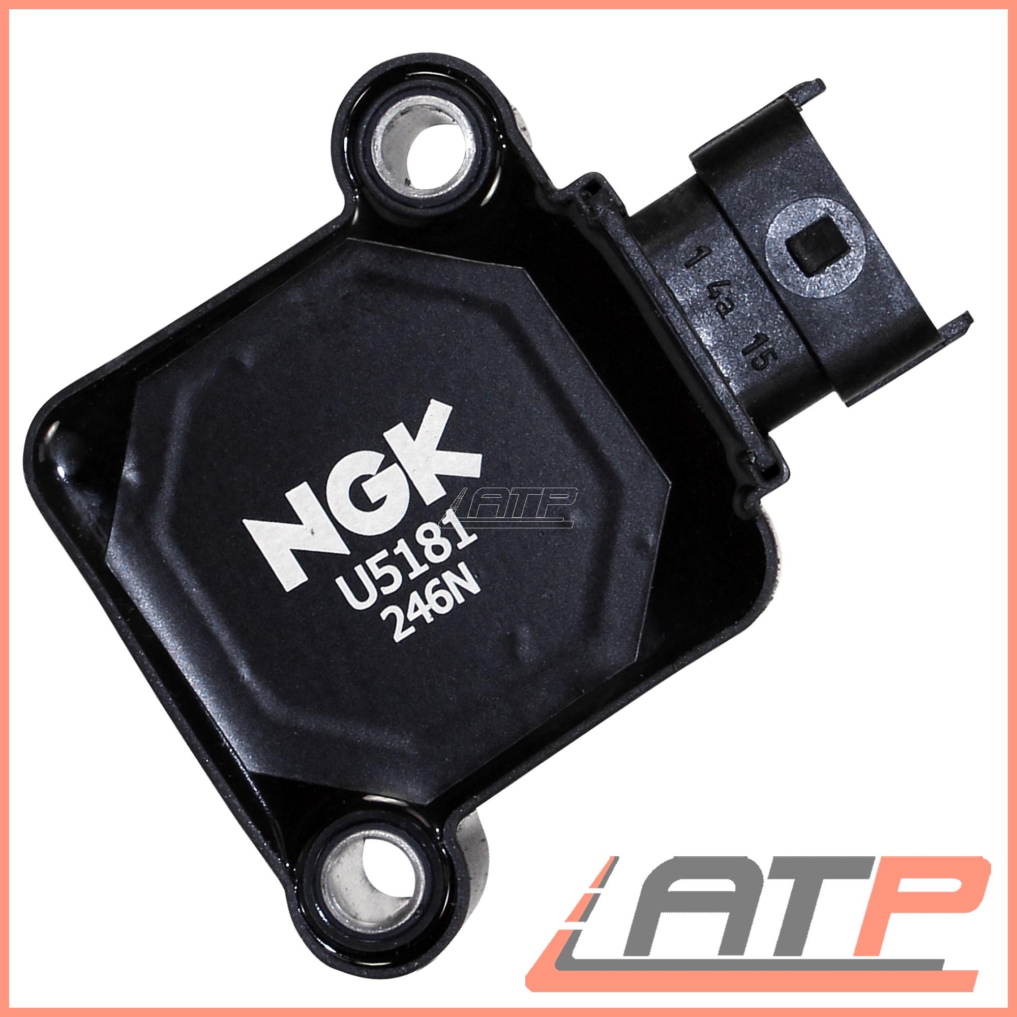 1X-Original-NGK-Bobina-De-Encendido-Porsche-Boxster-986-2-5-3-2-987-2-7-3-4-96-09 miniatura 4