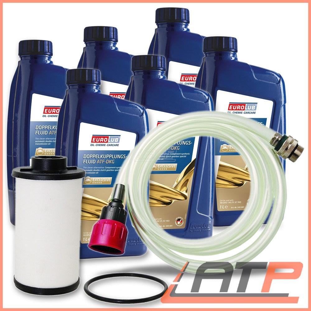 1,4 TSI und EcoFuel 1T1, 1T2, 1T3 Ölfilter Filter VW TOURAN