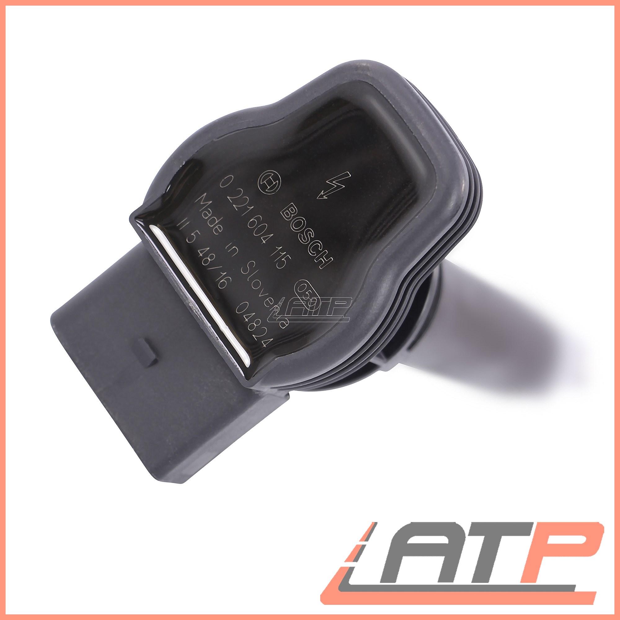 4X-Bosch-Lapiz-de-la-bobina-de-encendido-Audi-A4-8E-B7-2-0-RS4-04-08-8K-B8-1-8-2-0-07-16 miniatura 3