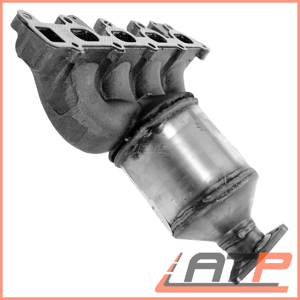 TYPE APPROVED  CATALYTIC CONVERTER  VX6014T