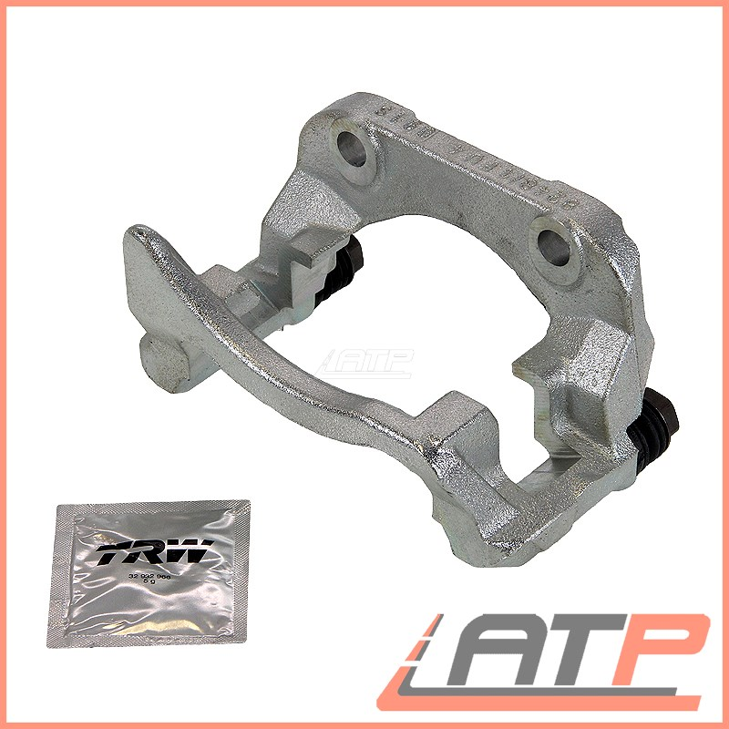 RENAULT CLIO 1.6 Brake Caliper Carrier Front Left or Right 2005 on TRW Quality