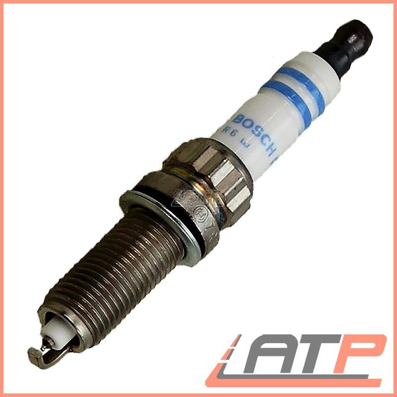 4X Double Iridium Spark Plugs pour CITROËN DS3 1.6 VTi 120 2010 Onwards