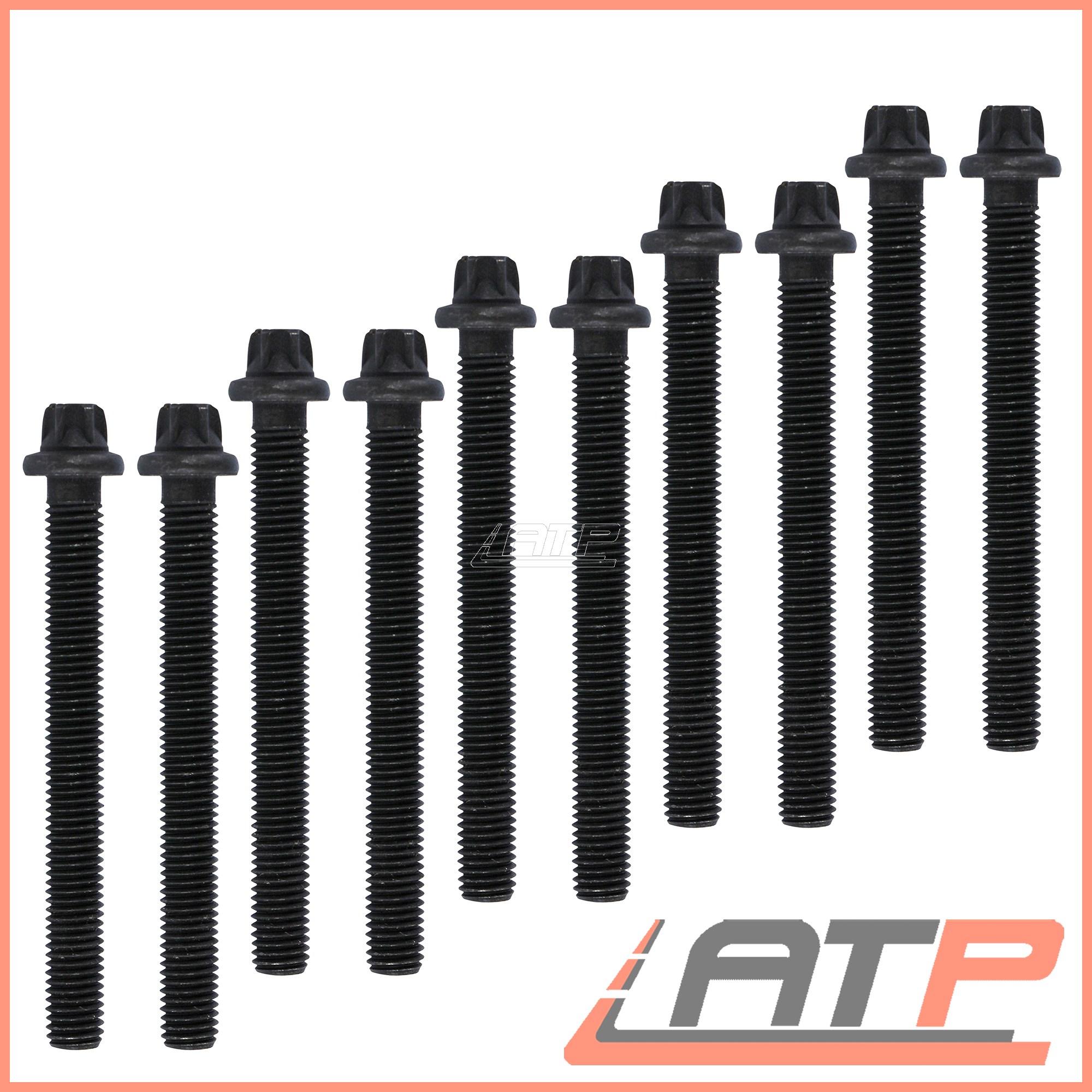 1X-Elring-Junta-De-Culata-Kit-De-Perno-BMW-3-Series-E36-E46-316-318-Z3-E36-1-9 miniatura 5