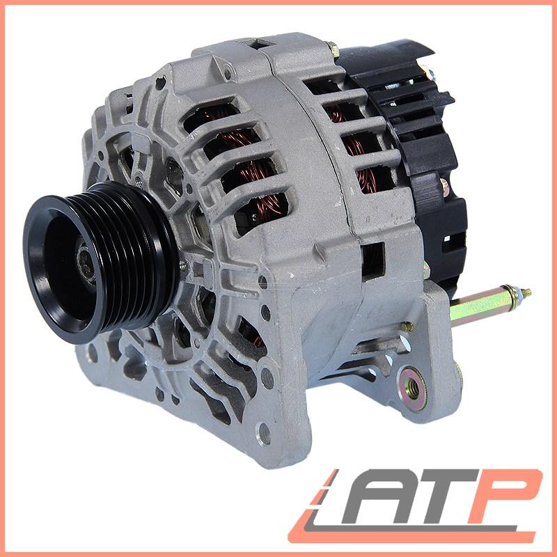Variant 2.3 vr5 2.3 vr5 Atl alternador generador 90 a VW Passat