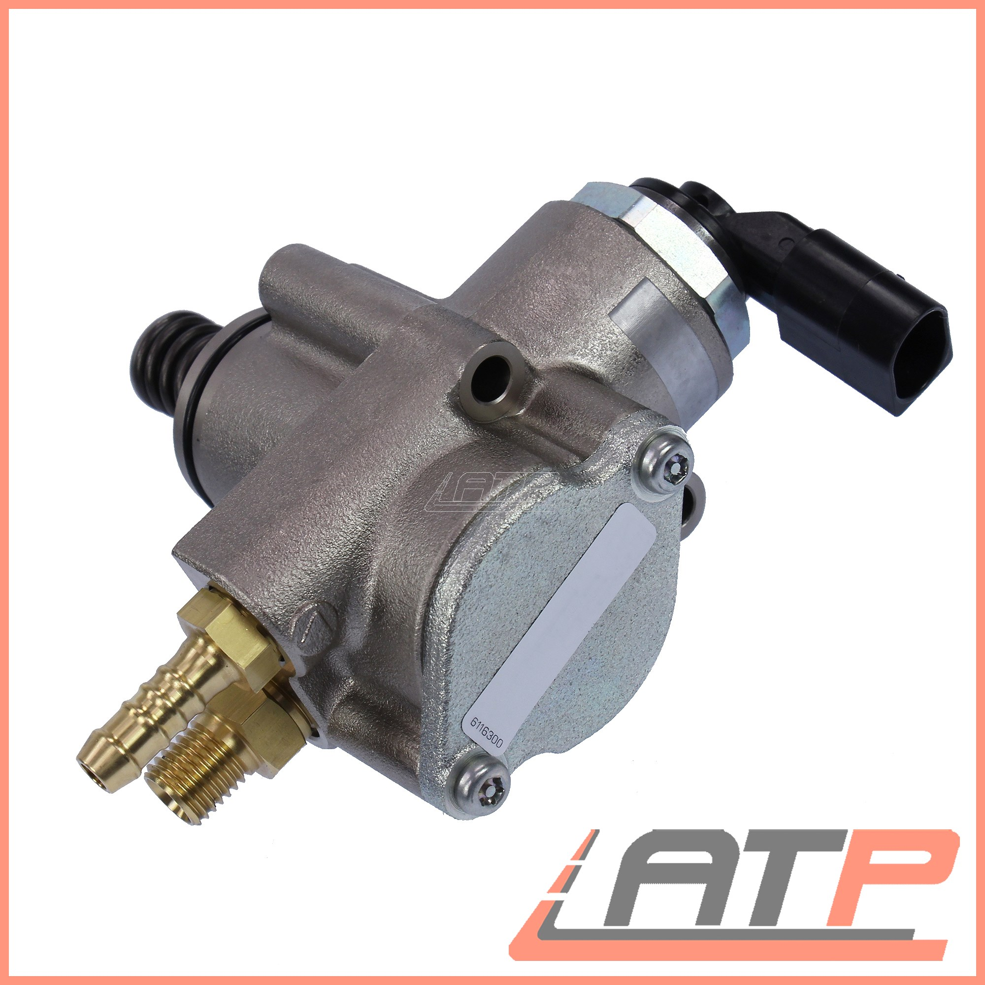 VW AUDI SKODA 1x PIERBURG HIGH-PRESSURE FUEL PUMP 32018594