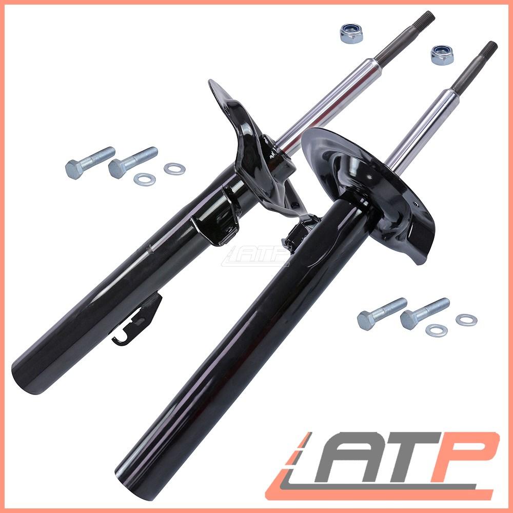 MEYLE 2x original stossdämpfer amortiguadores gas la presión del gas en la parte delantera