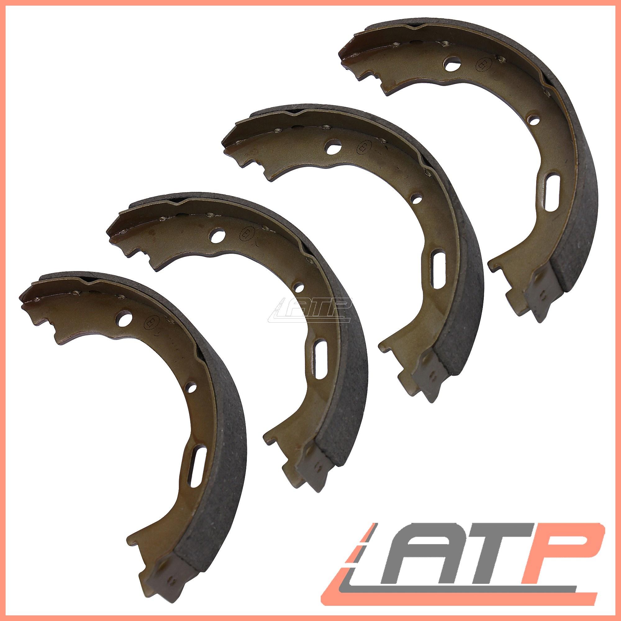 ENET Parking Brake Shoes Rear Handbrake Accessory Kit Fitting
