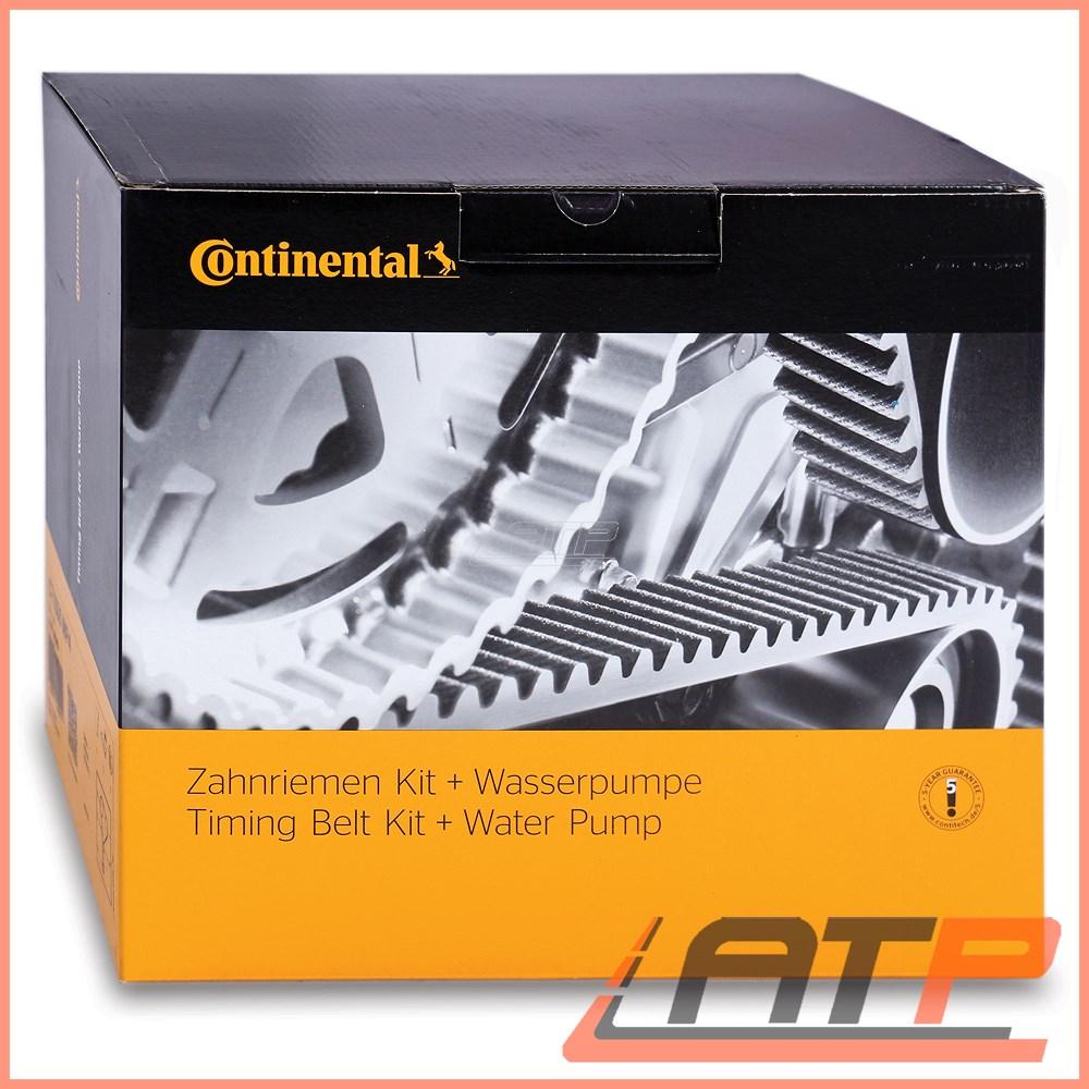 CONTITECH TIMING CAM BELT KIT AUDI A3 8L 8P A4 8E B6 B7 01-06 1.9 2.0