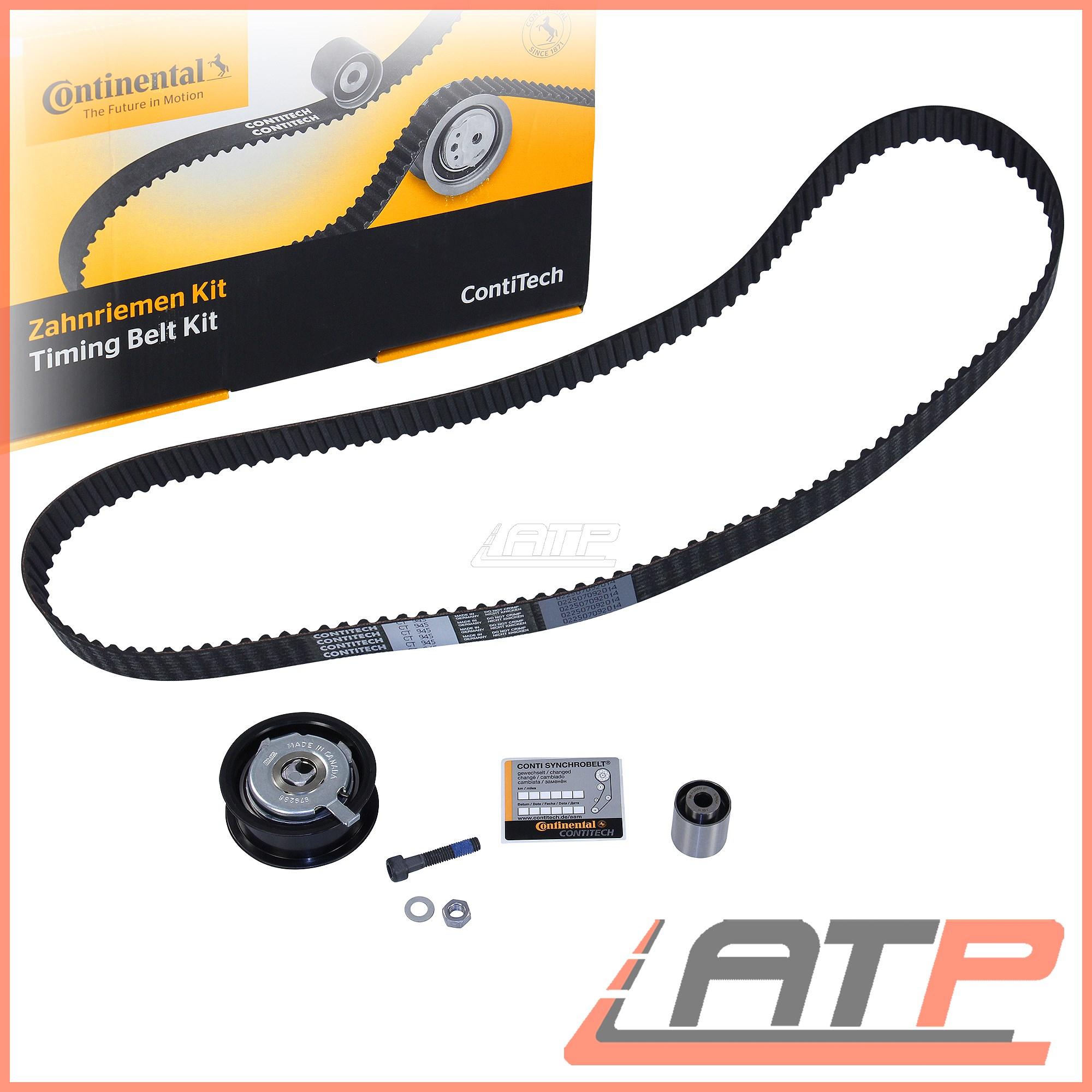 CONTITECH TIMING CAM Belt Kit Vw Sharan 7M 1 9 Tdi - EUR 82