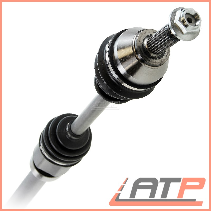 Q-Drive Front Right Driveshaft With ABS, Manual Ford Focus MK1 1998-2005