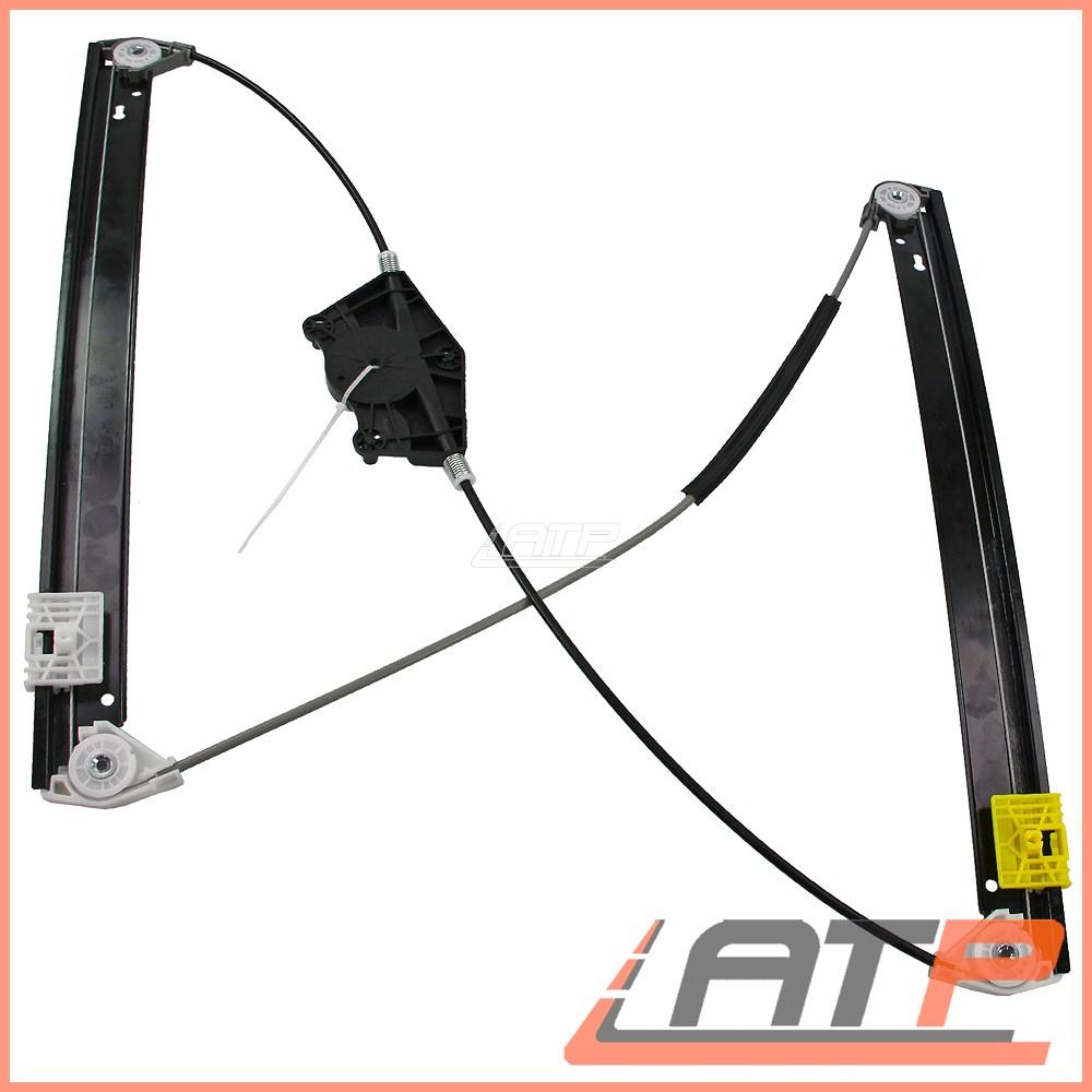 PORSCHE VW 1X WINDOW REGULATOR LIFTER MECHANISM ELECTRIC FRONT RIGHT 32298409