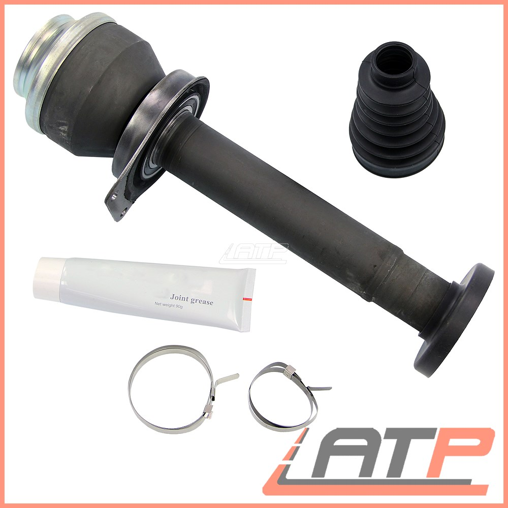 FOR VW T5 MULTIVAN TRANSPORTER 2.5 TDI DRIVESHAFT DRIVESHAFT/&CV JOINT LEFT SIDE