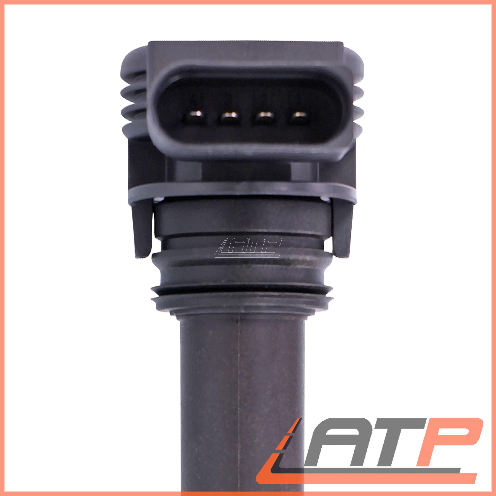 4X-Bosch-Lapiz-de-la-bobina-de-encendido-Audi-A4-8E-B7-2-0-RS4-04-08-8K-B8-1-8-2-0-07-16 miniatura 6