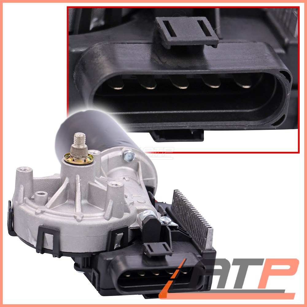 1x WIPER MOTOR FRONT ONLY FOR LEFT-HAND DRIVE FORD GALAXY WGR 98-01