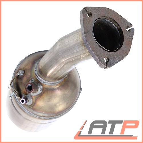 exhaust diesel particulate filter dpf audi a6 4f c6 2.7 3.0 tdi 04
