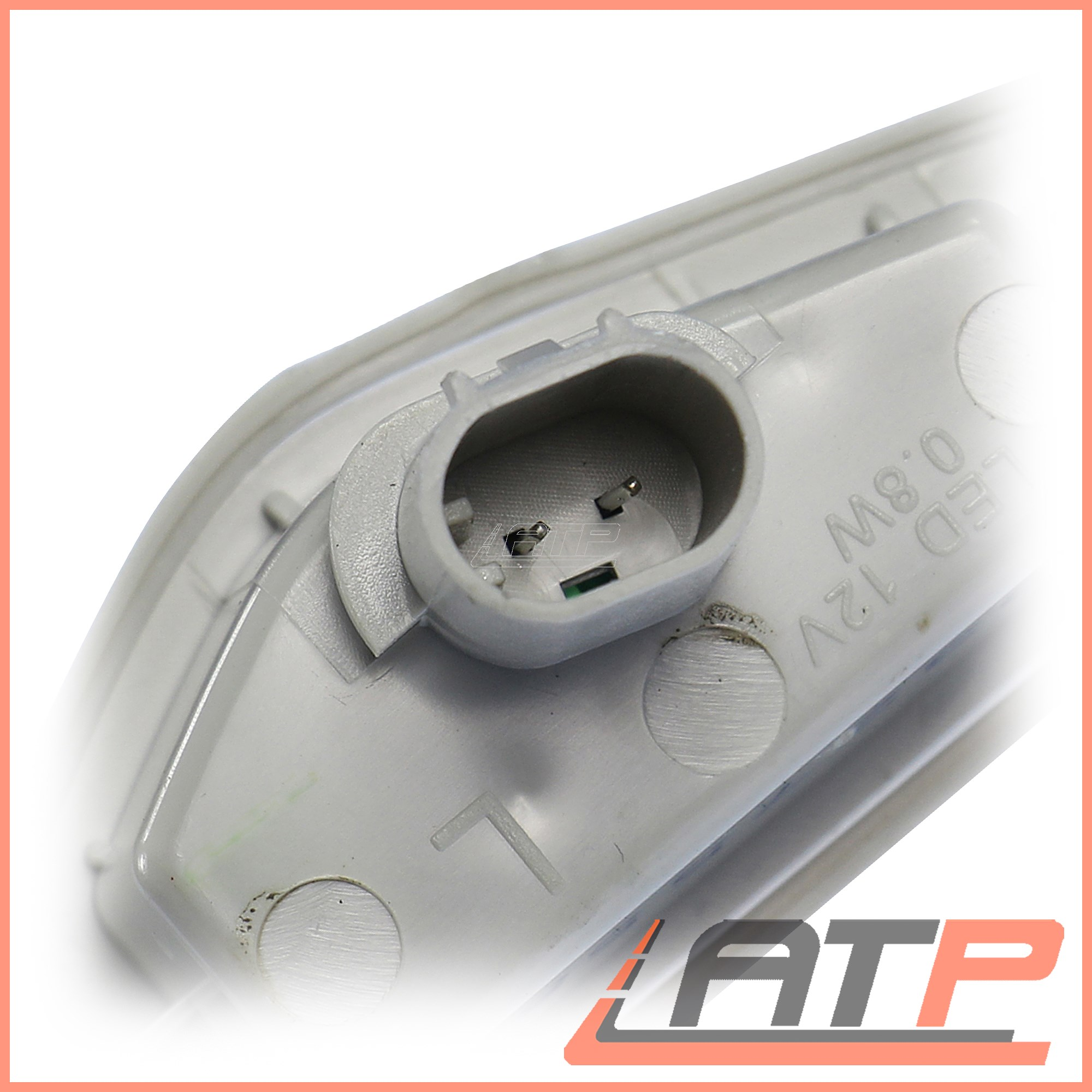 2X-LED-INDICATOR-TURN-SIGNAL-SIDE-REPEAT-LEFT-RIGHT-BMW-3-SERIES-E46 thumbnail 4