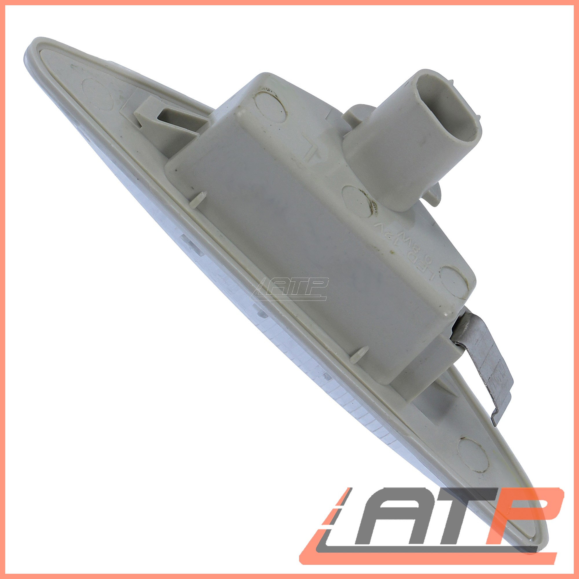 2X-LED-INDICATOR-TURN-SIGNAL-SIDE-REPEAT-LEFT-RIGHT-BMW-3-SERIES-E46 thumbnail 5