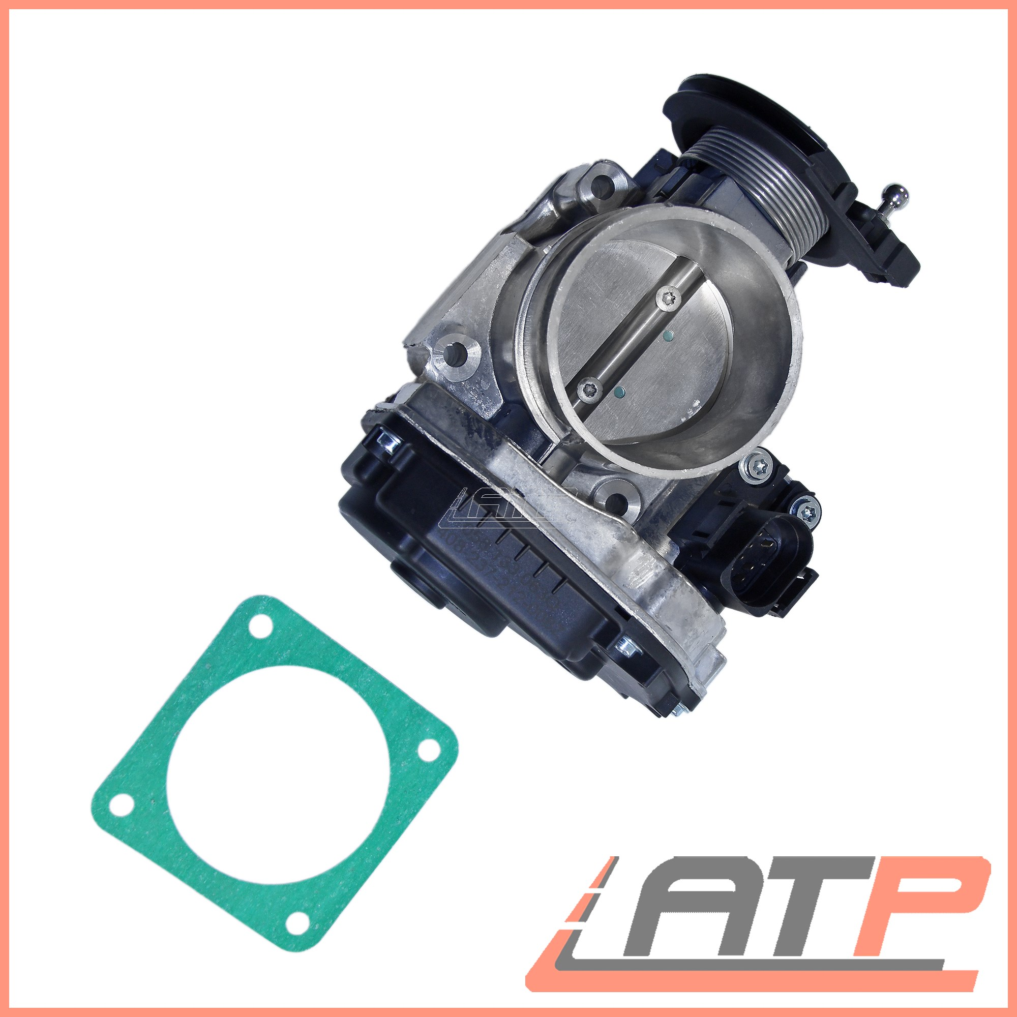 THROTTLE BODY VALVE INCL GASKET VW PASSAT 3B 3BG 1.8 T 96-00