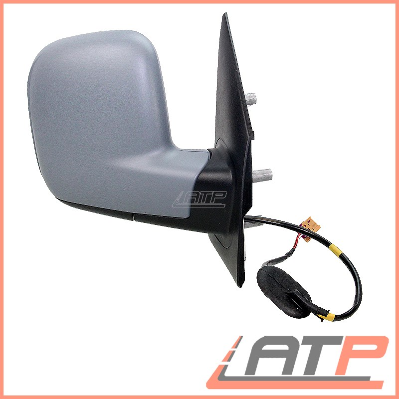 WING MIRROR RIGHT ELECTRIC CONVEX HEATED VW TRANSPORTER T5 MULTIVAN CARAVELLE