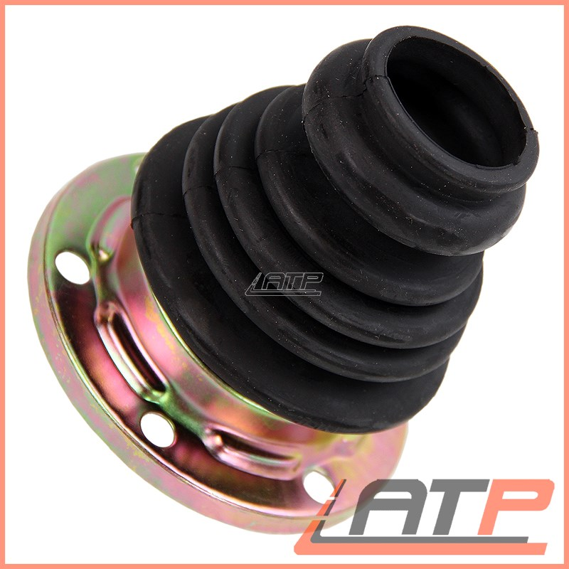 AUDI A3 SPORTBACK S3 QUATTRO OUTER DRIVESHAFT CV JOINT BOOT KIT 08/>13